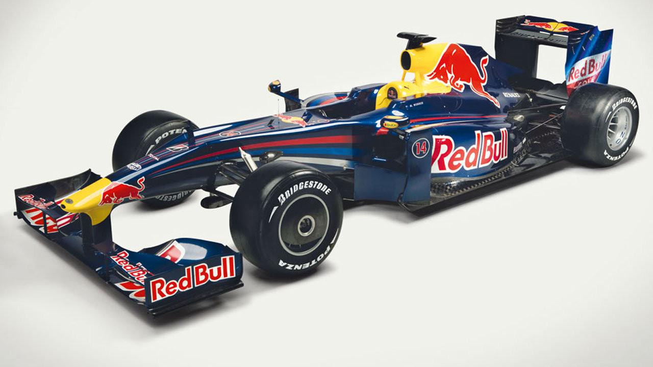 Red Bull F1 2009 - RB5