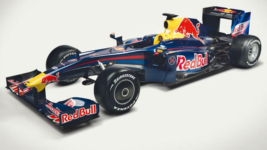 Red Bull F1 2009