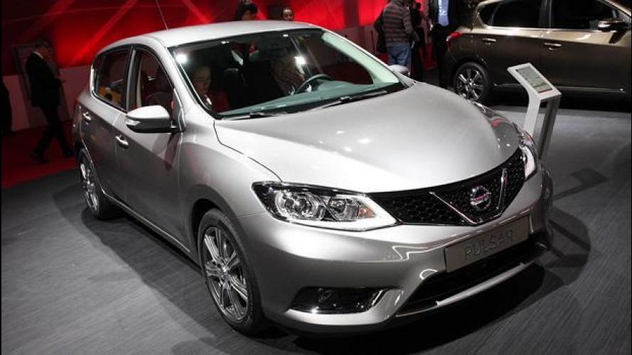 Salone di Parigi: Nissan Pulsar, mai una versione ibrida