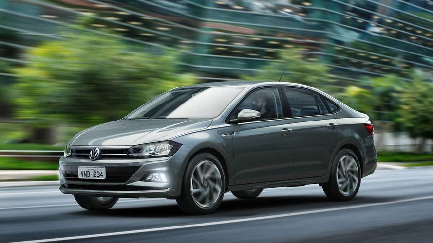 New Volkswagen Polo-Based Virtus Sedan Officially Revealed