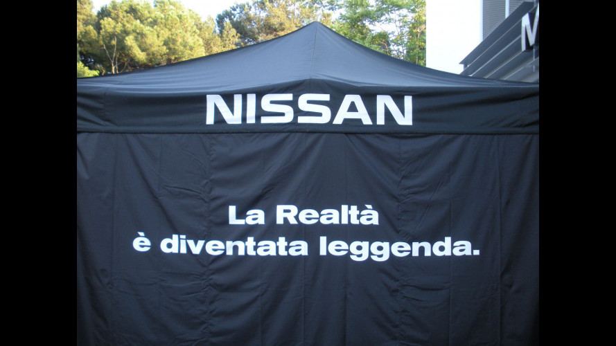 "Le prime Nissan GT-R ""italiane"""