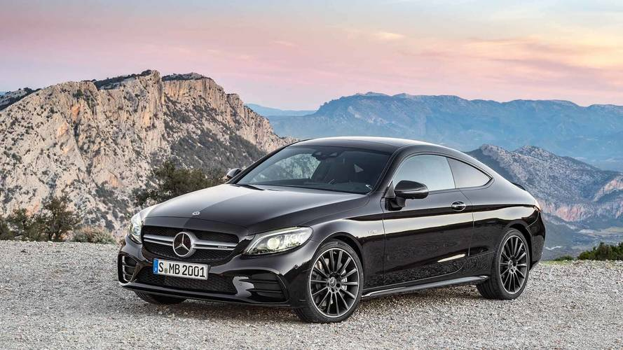 Mercedes C Class Coupe >> Mercedes Benz C Class Coupe News And Reviews Motor1 Com