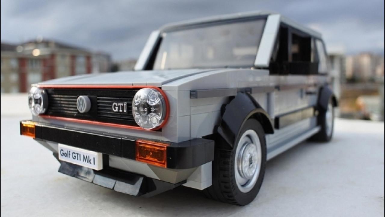[Copertina] - Volkswagen Golf, la Mk1 GTI fai-da-te