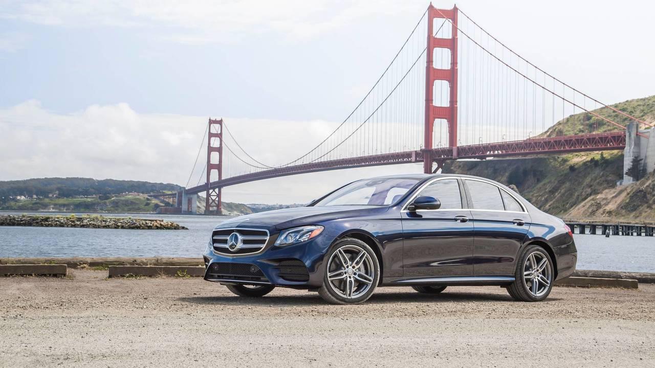13. Mercedes-Benz E-Class