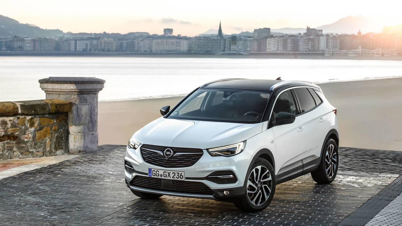 Opel Grandland X 2.0 Ultimate