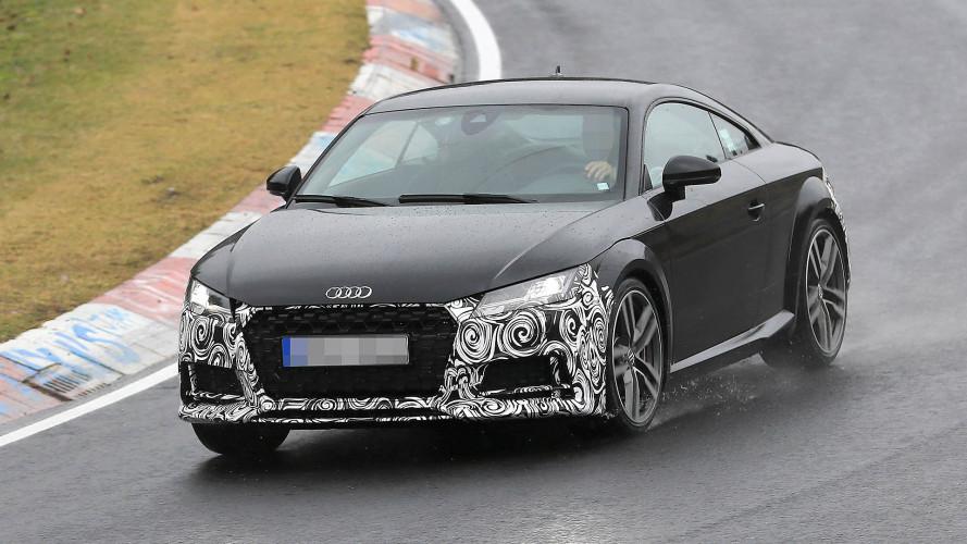 Update für den Audi TT (2018)
