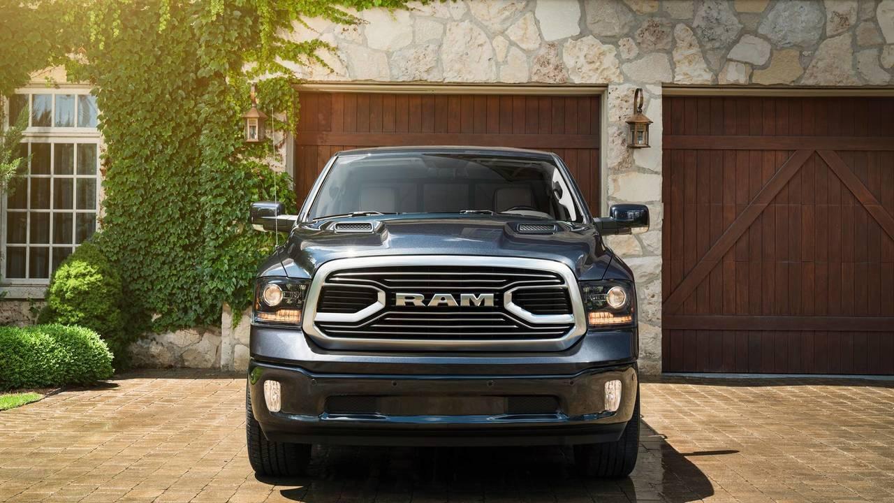 9. Full-Size Pickup Trucks: Ram 1500