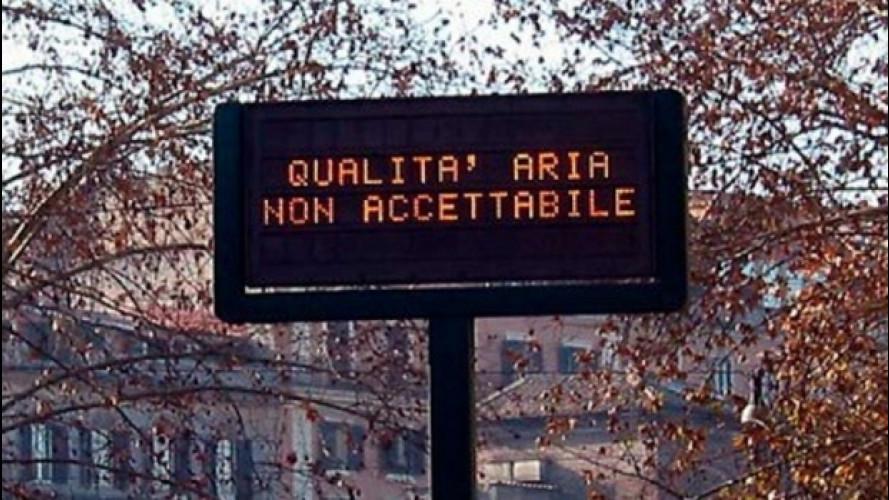 Blocchi del traffico: la situazione a Milano, Torino e Roma