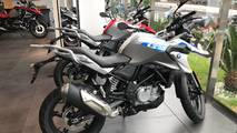 BMW G310 GS Test Ride