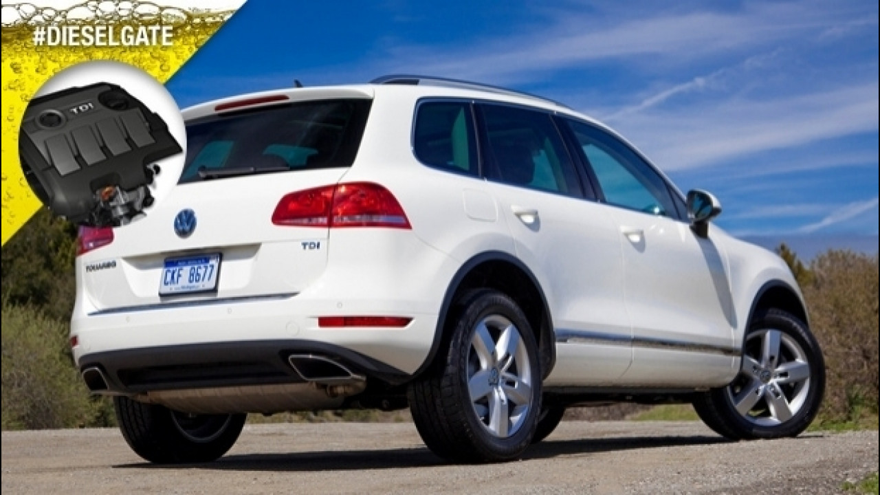 [Copertina] - Dieselgate Volkswagen, accordo USA da 225 mln di dollari per i 3.0 TDI