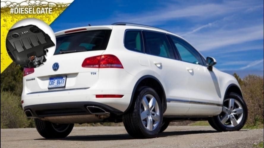 Dieselgate Volkswagen, accordo USA da 225 mln di dollari per i 3.0 TDI