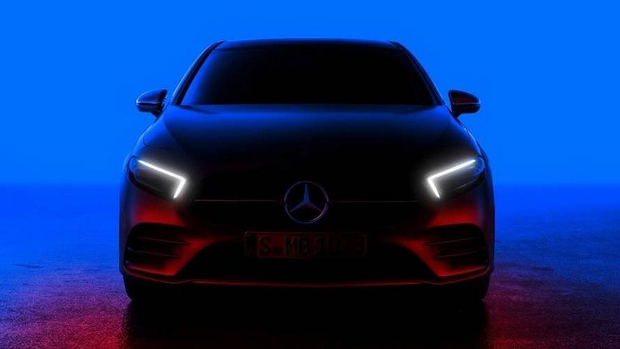 Nouvelle apparition de la future Mercedes Classe A
