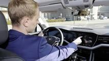 2019 VW Touareg