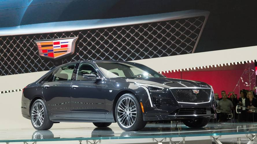 Cadillac Files Trademark For Cool Blackwing V8 Engine Logo