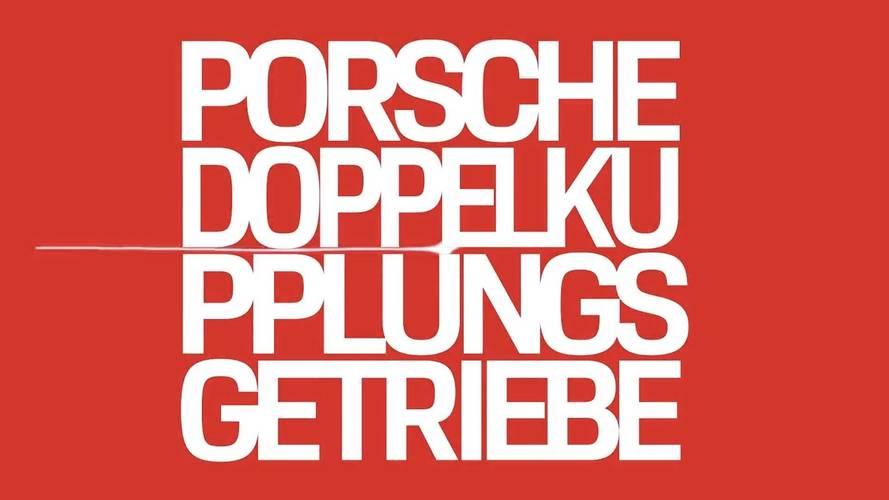 Porsche explique ce que veut dire PDK... et comment le prononcer !