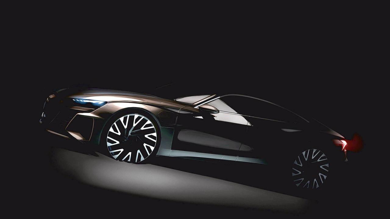 Audi bringt einen e-tron GT