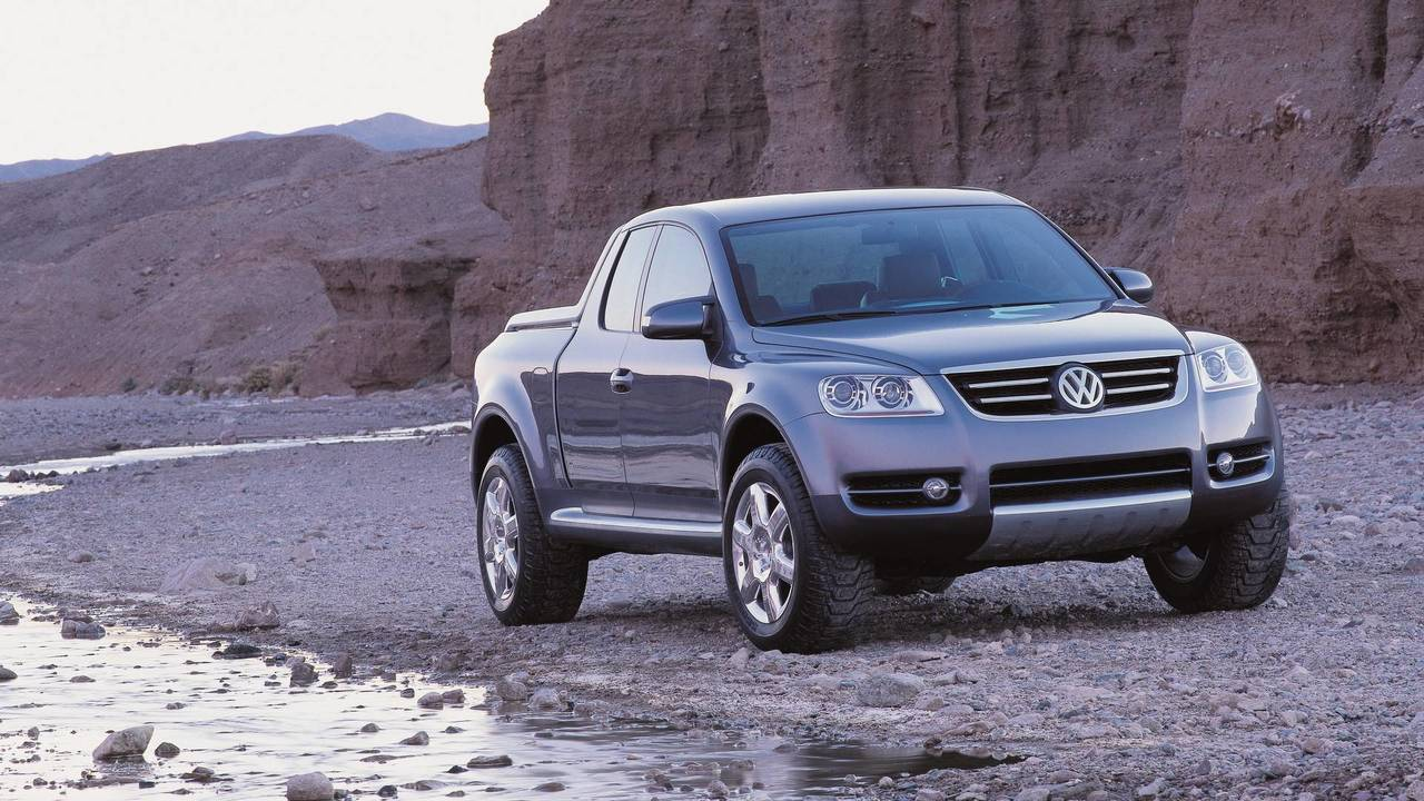 2000 VW Advanced Activity Concept