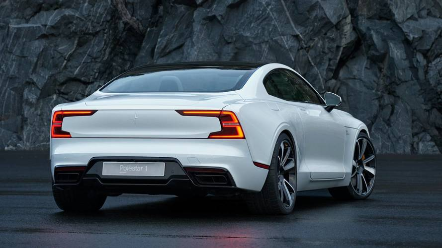 Pre-Order The Polestar 1 With A Refundable $2,500 Deposit