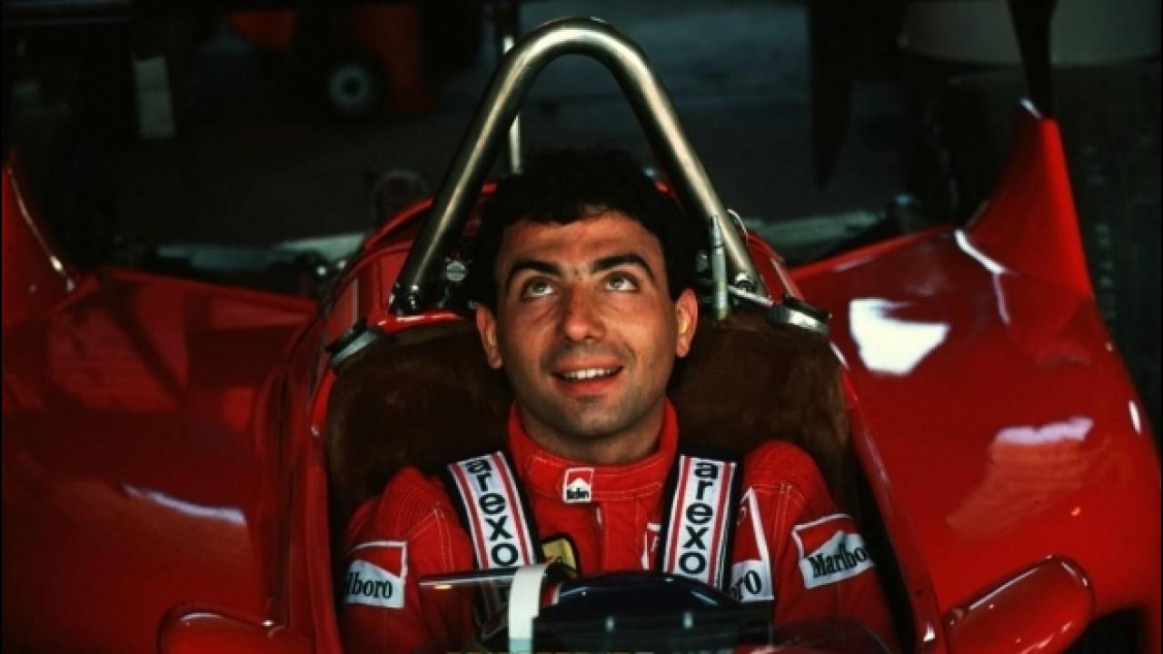 [Copertina] - Alboreto, vent'anni fa vinceva la 24 Ore di Le Mans