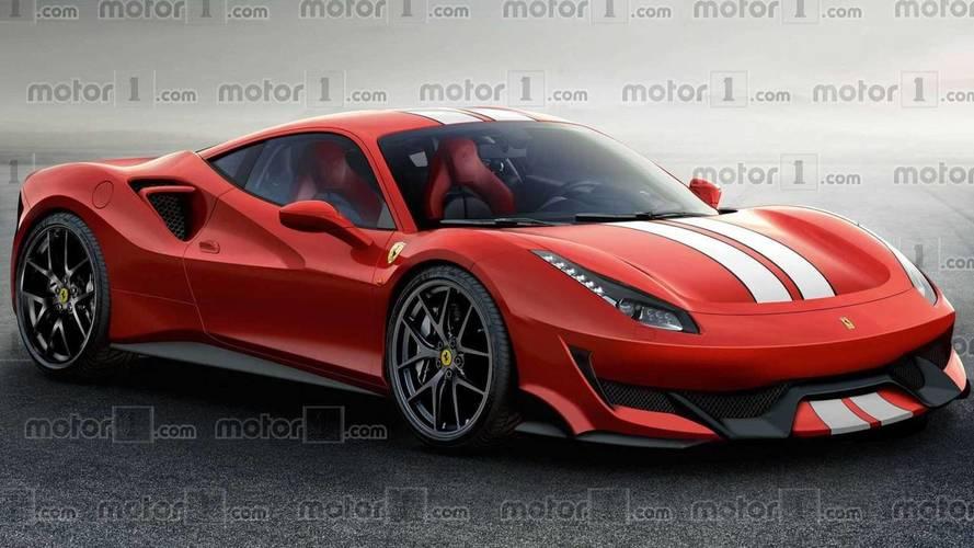 Ferrari 488 Sport Special Series