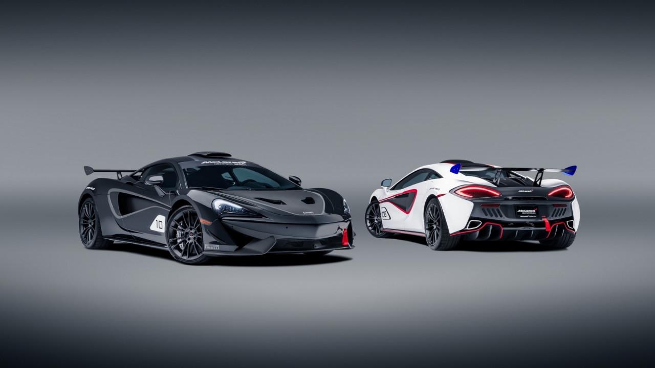 [Copertina] - McLaren MSO X, specialissima con l'abito da corsa