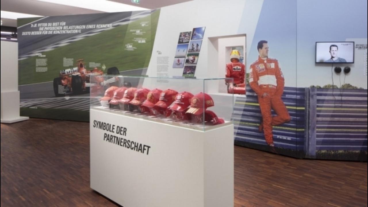 [Copertina] - Michael Schumacher, la sua collezione privata diventa un museo gratuito