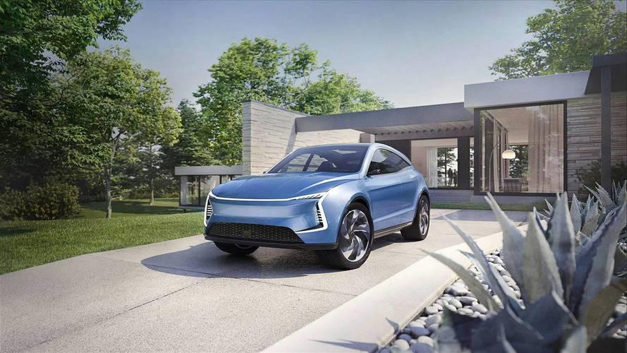 SF Motors, i SUV elettrici statunitensi che vengono dalla Cina