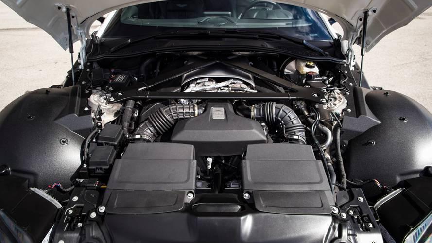 Aston Martin compte sur son V12 à l'avenir