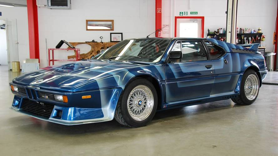 Super-Rare BMW M1 AHG Studie Will Set You Back $930,000
