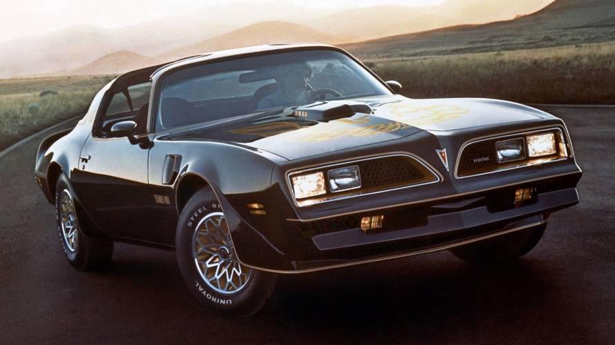7 grandes 'muscle cars' de los años 70