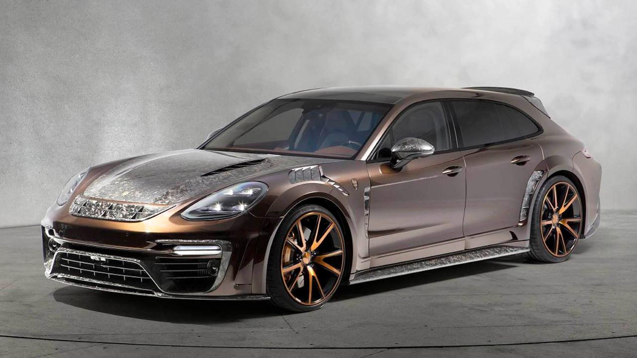 Mansory Porsche Panamera Sport Turismo