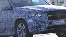 Mercedes-AMG GLE 53 spy photo