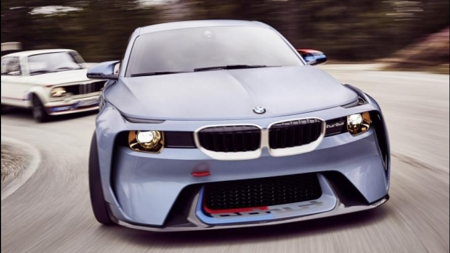 [Copertina] - BMW, la 2002 Hommage concept farà il bis