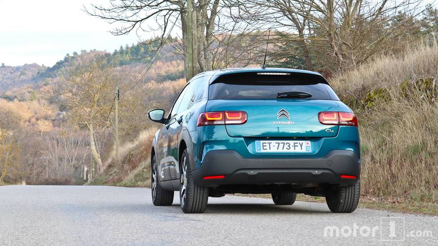 Essai Citroën C4 Cactus 2018