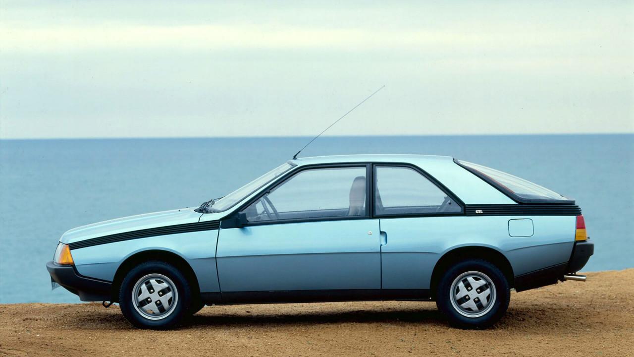 Renault Fuego (1980): die erste Funkfernbedienung