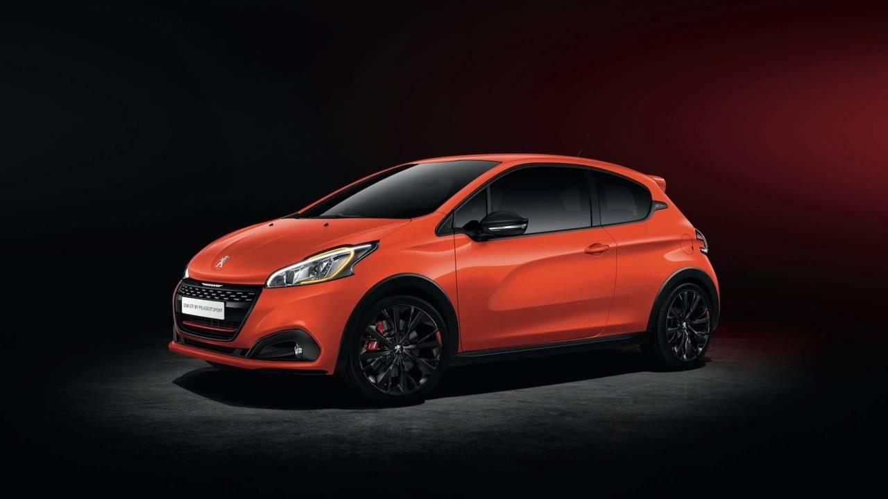Utilitarios: Peugeot 208 GTi 2018