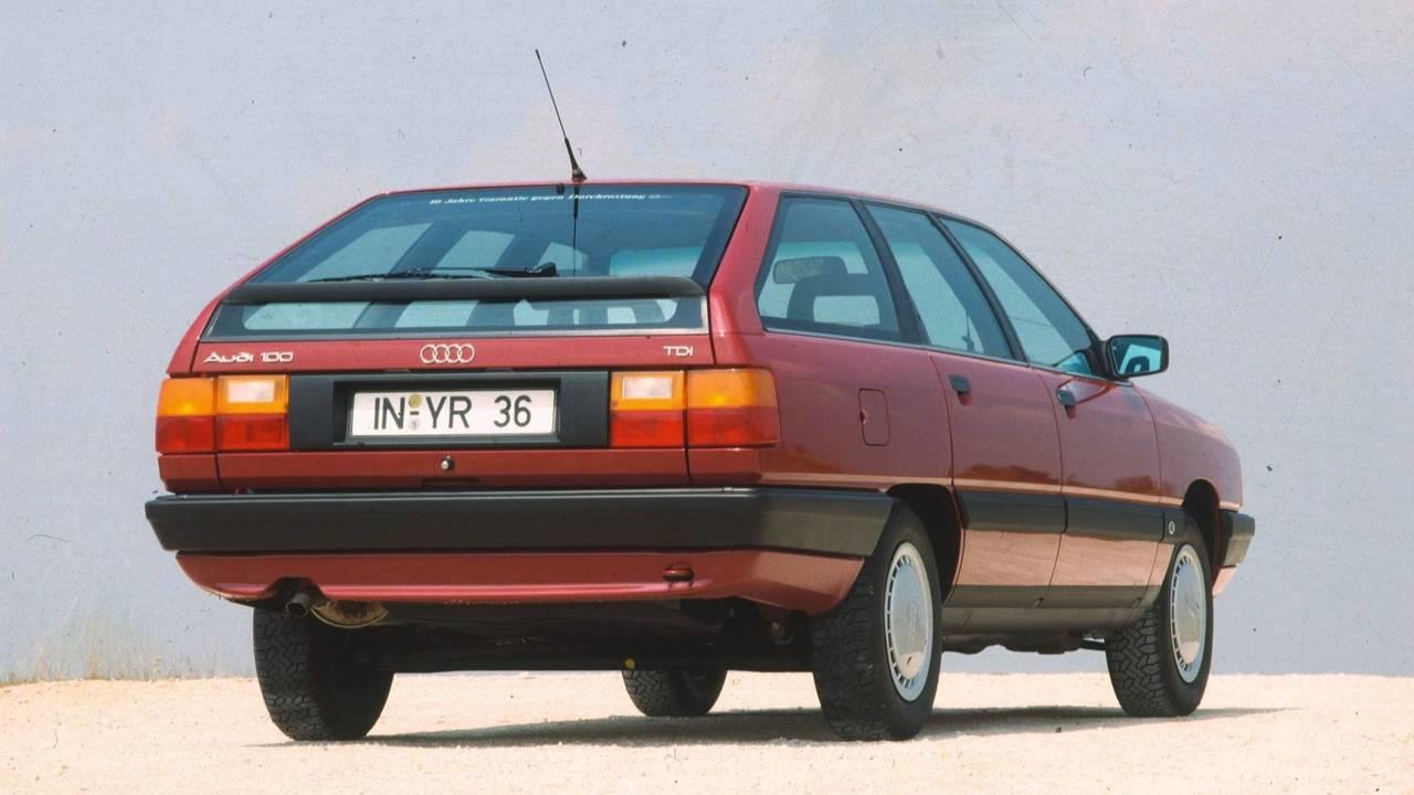 35 évvel ezelőtt - Audi 100 Avant (C3)
