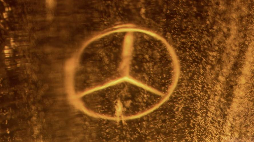Mercedes-Benz G-Class Resin Teaser