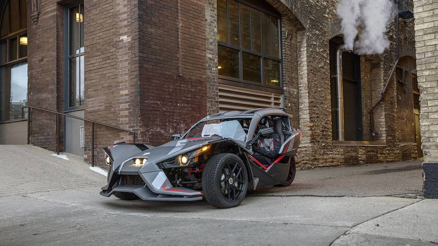 Limited Edition Slingshot Offers All The Bells And Whistles