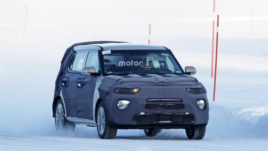 2019 Kia Soul Spy Photos