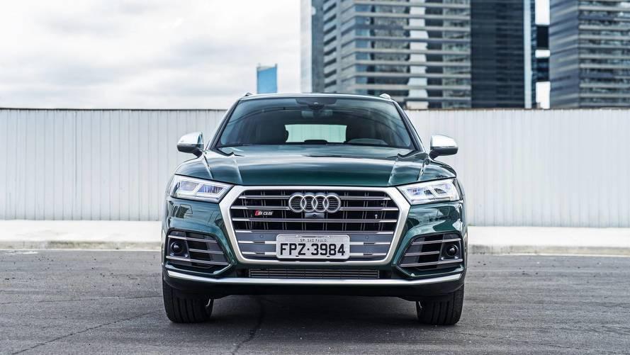Audi SQ5 - Brasil