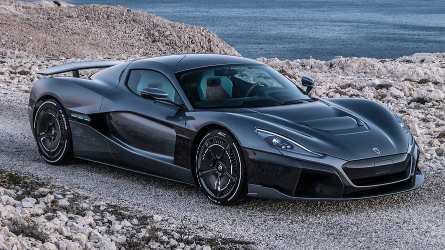 La Rimac C_Two, elettrica da 1.914 CV, va sold out
