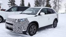 2018 Suzuki Vitara spy photo