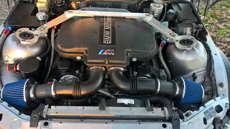 Bmw M5 Powered Z3 M Coupe Looking For A New Owner