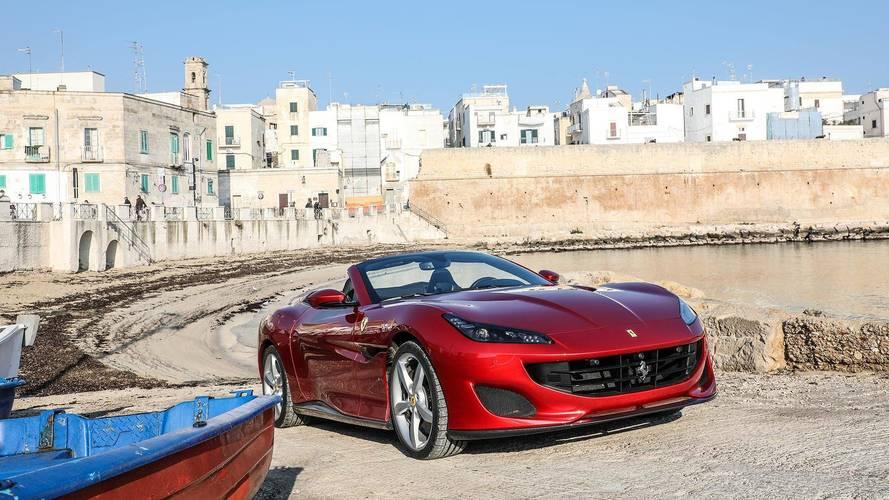 Essai Ferrari Portofino (2018)