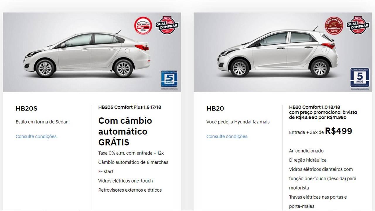 Taxa Zero - Hyundai