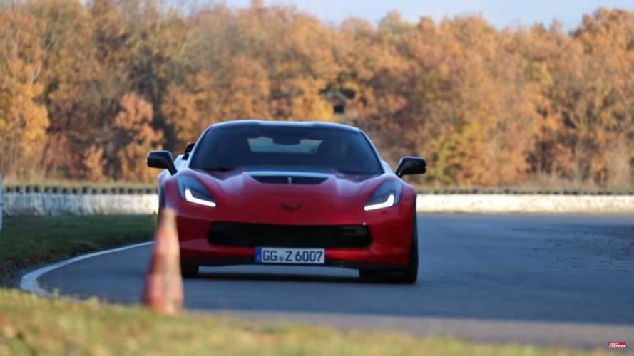 Corvette Z06 Vs. Mercedes-AMG GT R