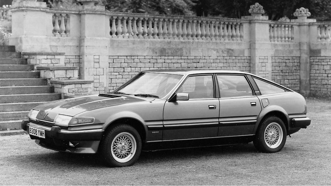 1977: Rover SD1 / Vitesse
