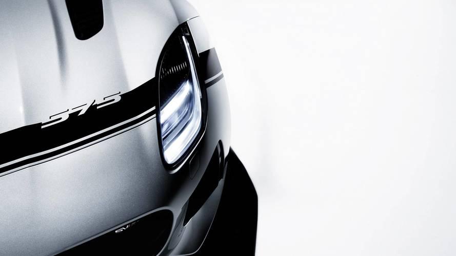 Jaguar F-Type SVR avec Graphic Pack