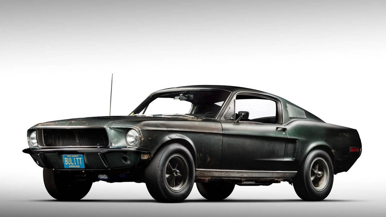 1968 Ford Mustang Bullitt original movie car 4 of 29
